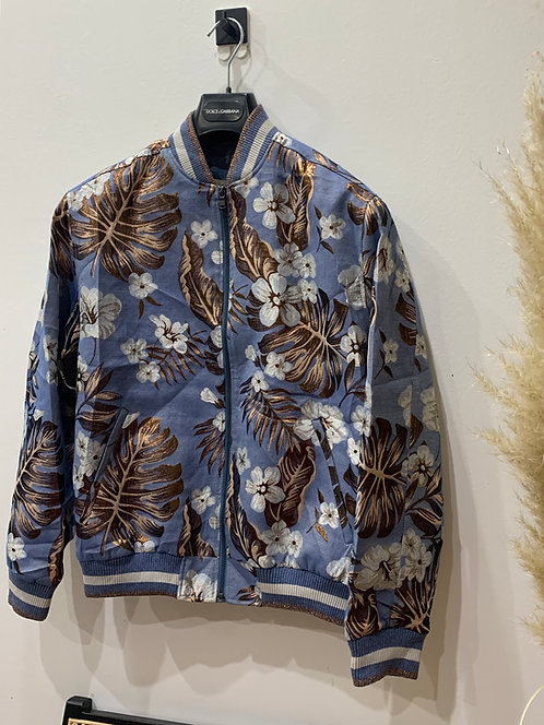 Paul and Joe Sister floral bomber