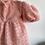 Thumbnail: NBD 3d floral puff dress