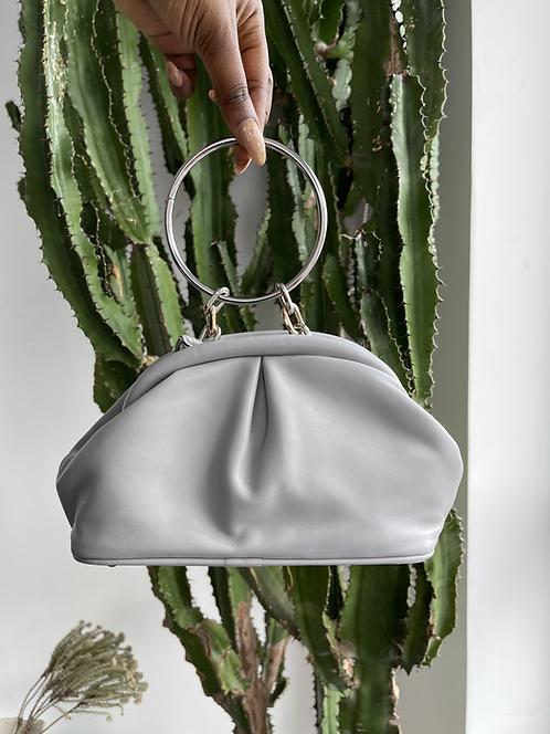 Topshop faux leather bag