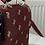 Thumbnail: Zara faux leather embellished bag