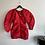 Thumbnail: Zara ruched mini dress