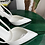 Thumbnail: Bershka faux leather and vinyl heels