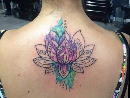 Tatuajes de Flor de Loto