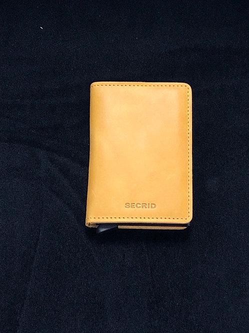 Porte cartes SECRID Slimwallet Vintage