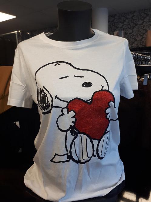 ONLY, Tee-shirt ONLPEANUT