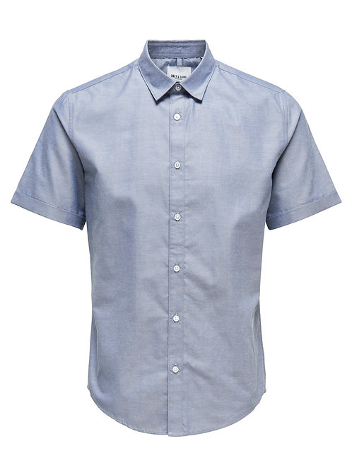 ONLY, Chemise manche courte TRAVIS