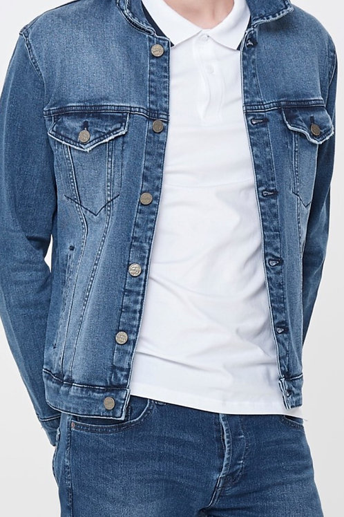 ONLY&SONS- Veste en Jean's Bleue