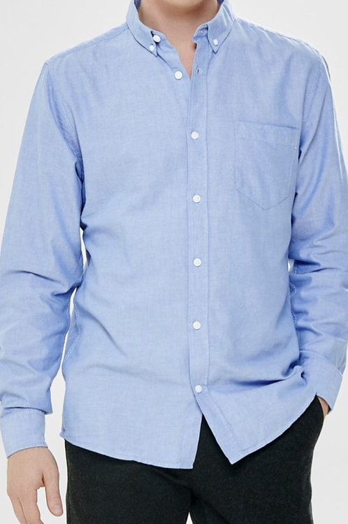 ONLY&SONS-OnsAlvaro Chemise Oxford