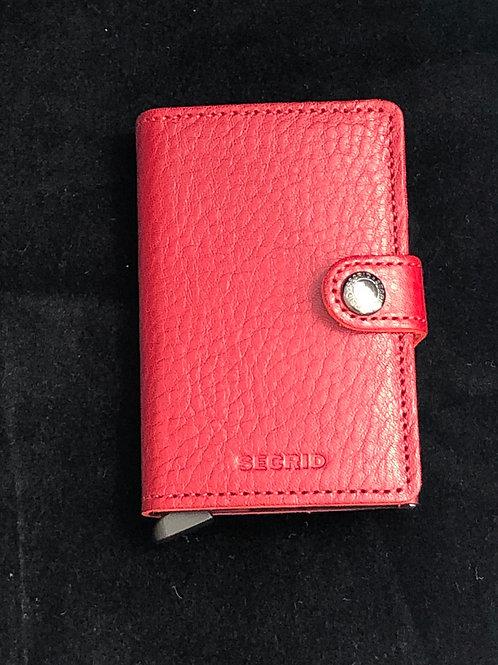 Porte cartes Miniwallet Veg, Dutch, Indigo