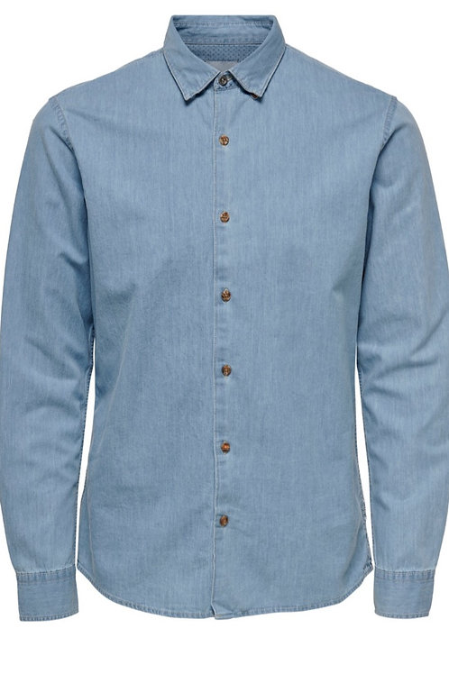 ONLY&SONS- Chemise CHAMBRAY