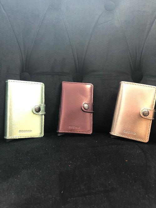 Porte cartes SECRID Miniwallet