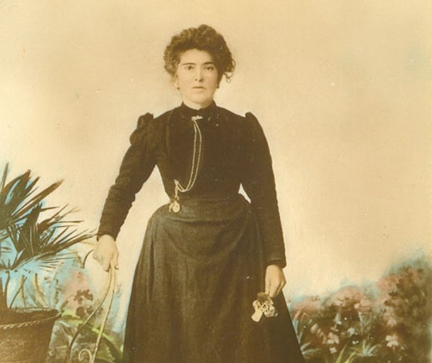 My 3rd Great Grandmother Balbina