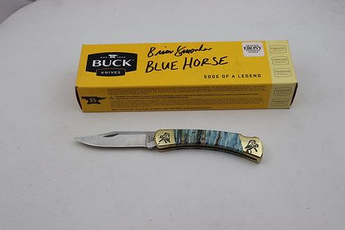 Custom Buck 110 Mammoth Molar