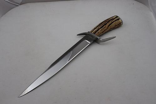 """Custom 15 3/4"""" JP Miller Stag Knife"""