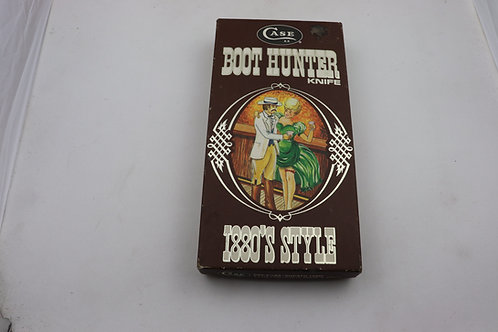 Case XX Boot Hunter P62-4 1/2SS Mammoth Ivory 1980