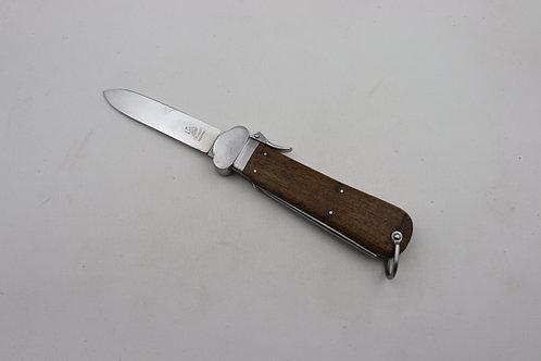 Original German WWII Luftwaffe Gravity Knife by SMF - Solinger Metallwaren Fabri