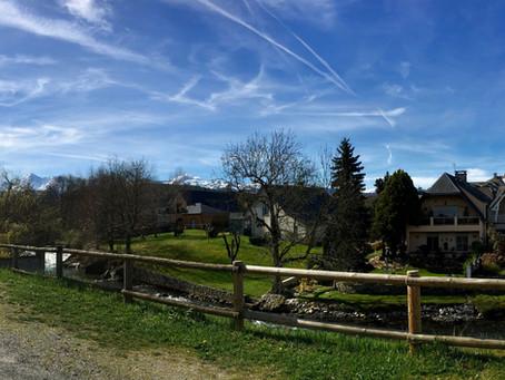 Première résidence en Bigorre !