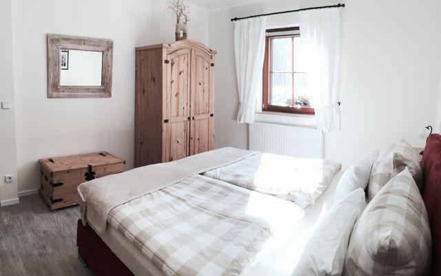 Schlafzimmer II Finkennest