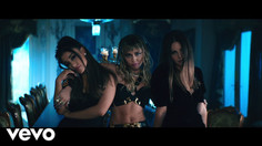 Ariana Grande, Miley Cyrus & Lana Del Rey - Don't Call Me Angel(Charlie's Angels)