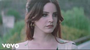 Lana Del Rey - White Mustang