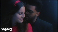 Lana Del Rey ft The Weekend - Lust for Life