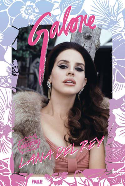 GALORE Lana Del Rey // Francesco Carrozzini