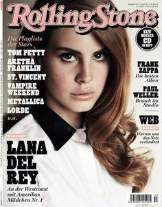 ROLLING STONE  Lana Del Rey
