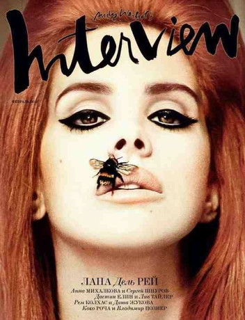 Lana Del Rey - Interview Germany