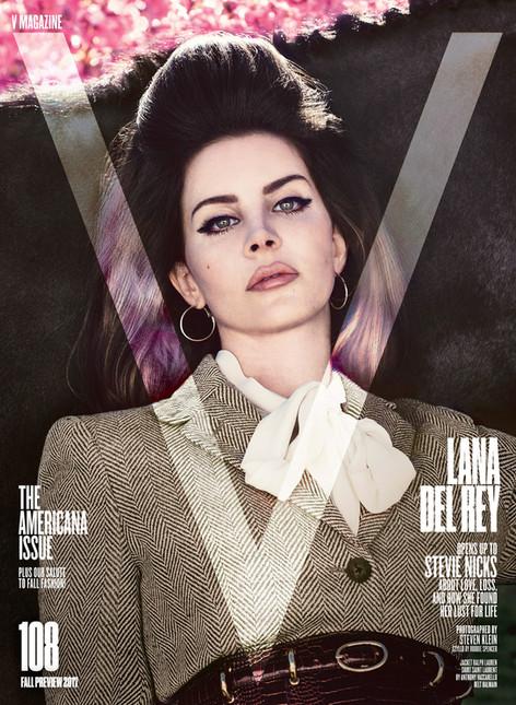 V MAGAZINE  Lana Del Rey // Steven Klein