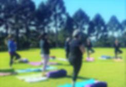 Yoga Outdoors Maleny