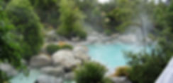 Thermal Pools Hanmer Springs