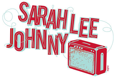 Logo for Sarah Lee and Johnny Irion logo mohodesigns graphic designer