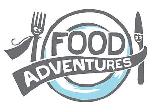 Food adventure for children, logo mohodesigns graphic designer
