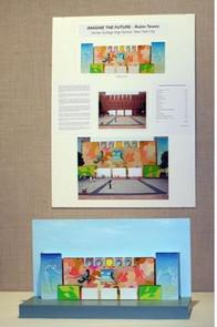 Edwin Austin Abbey Mural Workshop Fellowship - Subway Proposal