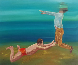Men In Touble Underwater #5