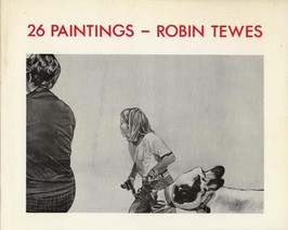 26 Paintings - Robin Tewes (Front)