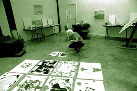 Djerassi Artist Residency