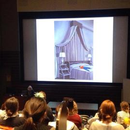 Lecture at Concordia University
