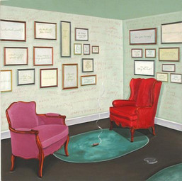Freud's Waiting Room, Revision #3