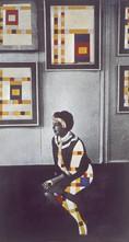 Mondrian Woman