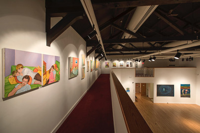 Payne Gallery at Moravian College