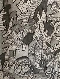 Drawing In Quarantine #1