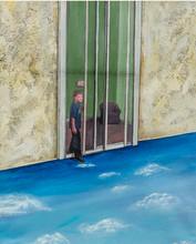 Boy in Clouds #2