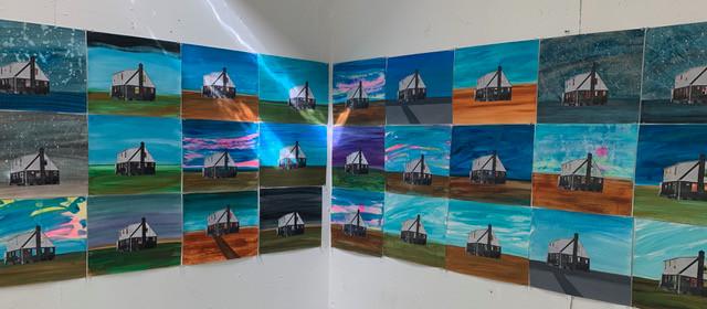 Brydcliffe Artist Residency