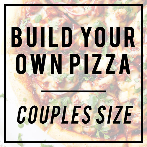 Make Your Own Pizza Kit-COUPLE