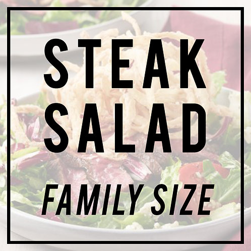Steak Salad-FAMILY