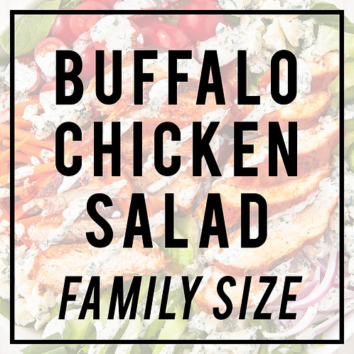 Buffalo Chicken Salad-FAMILY