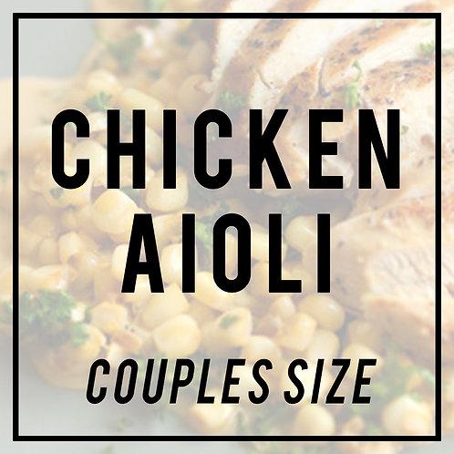 Chicken Aioli-COUPLES