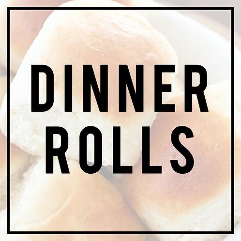 Dozen Dinner Rolls
