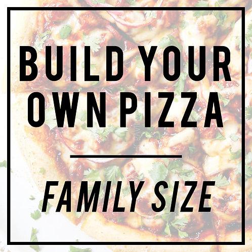 Make Your Own Pizza Kit-FAMILY